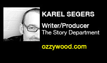 Digital Production Buzz - Karel Segers, The Story Department