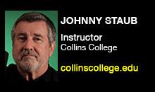 Digital Production Buzz - Johnny Staub, Collins College