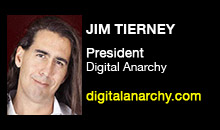 Digital Production Buzz - Jim Tierney, Digital Anarchy