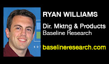 Digital Production Buzz - Ryan Williams, Baseline Research
