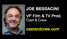 Digital Production Buzz - Joe Bessacini, Cast & Crew