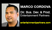 Digital Production Buzz - Marco Cordova, Entertainment Partners