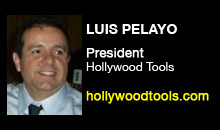 Digital Production Buzz - Luis Pelayo, Hollywood Tools