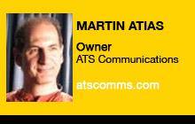 2011 GV Expo - Martin Atias, ATS Communications
