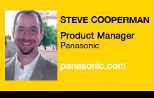 2012 NAB Show - Steve Cooperman, Panasonic