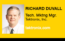 2012 NAB Show - Richard Duvall, Tektronix