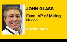 2011 NAB Show - John Glass, Nevion