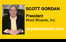 2011 GV Expo - Scott Gordan, Word Wizards, Inc.