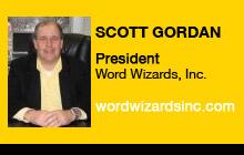 2011 GV Expo - Scott Gordan, Word Wizards, Inc.