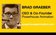 2012 SXSW - Brad Graeber, Powerhouse Animation