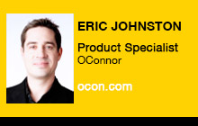 2012 NAB Show - Eric Johnston, OConnor