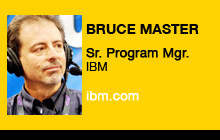 2011 DV Expo - Bruce Masters, IBM