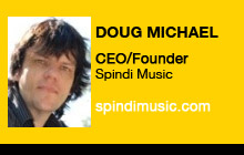 2012 SXSW - Doug Michael, Spindi Music