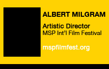 2012 Berlinale - Albert Milgram, MSP International Film Festival
