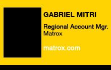 2011 DV Expo - Gabriel Mitri, Matrox