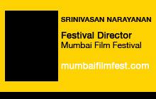 2012 Berlinale - Srinivasan Narayanan, Mumbai Film Festival