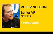 2012 NAB Show - Philip Nelson, NewTek