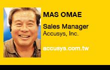 2012 NAB Show - Mas Omae, Accusys, Inc.