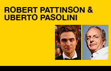 2012 Berlinale - Robert Pattinson & Uberto Pasolini, Bel Ami