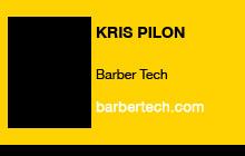 2011 GV Expo - Kris Pilon, Barber Tech