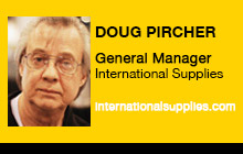 2011 NAB Show - Doug Pircher, International Supplies