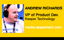 2011 NAB Show - Andrew Richards, Keeper Technology