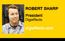 2011 NAB Show - Robert Sharp, Digieffects
