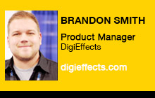 2012 NAB Show, Brandon Smith, DigiEffects