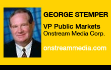 2011 GV Expo - George Stemper, Onstream Media Corp.