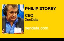 2012 NAB Show - Philip Storey, XenData