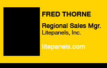 2011 GV Expo - Fred Thorne, Litepanels