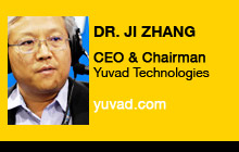 2011 NAB Show - Dr. Ji Zhang, Yuvad Technologies
