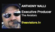 Anthony Nalli, The Aviators