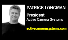 Patrick Longman, Active Camera Systems