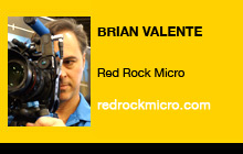 Brian Valente, Red Rock Micro