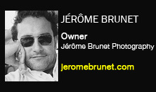 Jérôme Brunet, Jérôme Brunet Photography