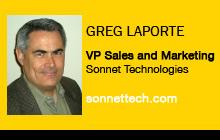 Greg LaPorte, Sonnet Technologies