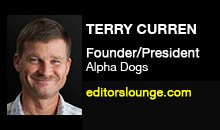 Terry Curren, Editor's Lounge