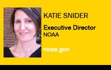 Katie Snider, NOAA
