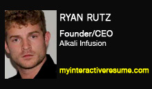 Ryan Rutz, Alkali Infusion