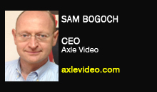 Sam Bogoch, Axel Video