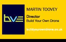 Martin Toovey, Build Your Own Drone