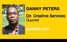 2011 GV Expo - Danny Peters, Quantel
