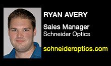 Digital Production Buzz - Ryan Avery, Schneider Optics