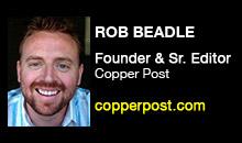 Digital Production Buzz - Rob Beadle, Copper Post