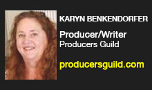 Digital Production Buzz - Karyn Benkendorfer, Producers Guild of America