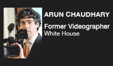 Digital Production Buzz - Arun Chaudhary, Former White House Videographer