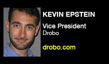 Digital Production Buzz - Kevin Epstein, Drobo