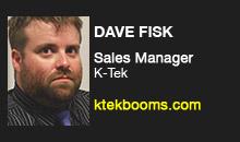 Digital Production Buzz - Dave Fisk, K-Tek
