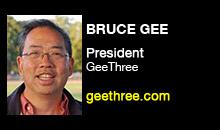 Digital Production Buzz - Bruce Gee, GeeThree
